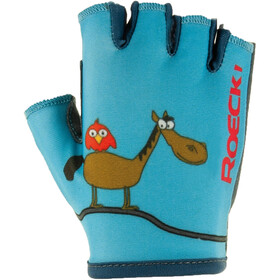 Roeckl Toro Gloves Barn turquoise